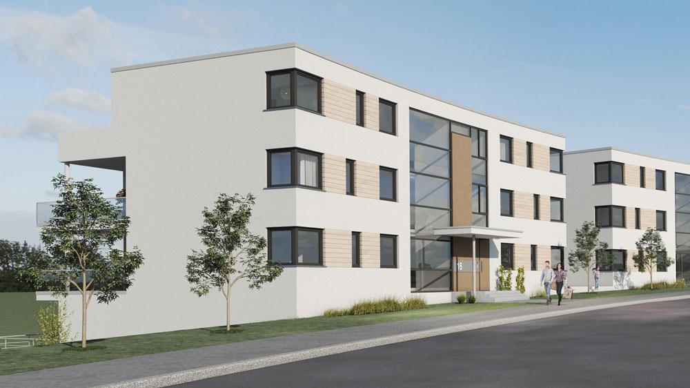 The Glance Eigentumswohnungen am Phoenixsee Dortmund